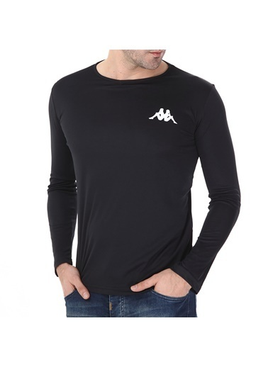 Kappa Tişört Siyah